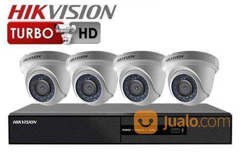Paket Kamera CCTV HIKVISION 2.0 Mp HDTVI (19883247) di Kab. Bandung