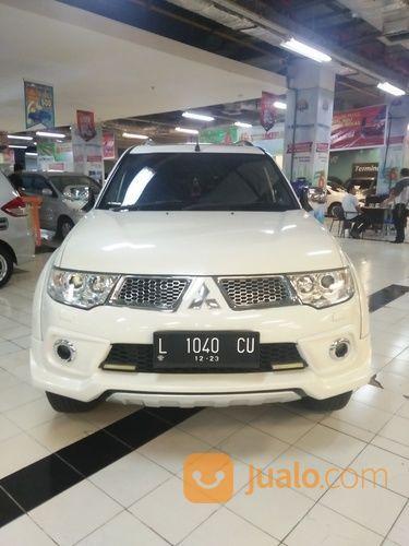Pajero Dakad Limited At Dsl 2013 Putih