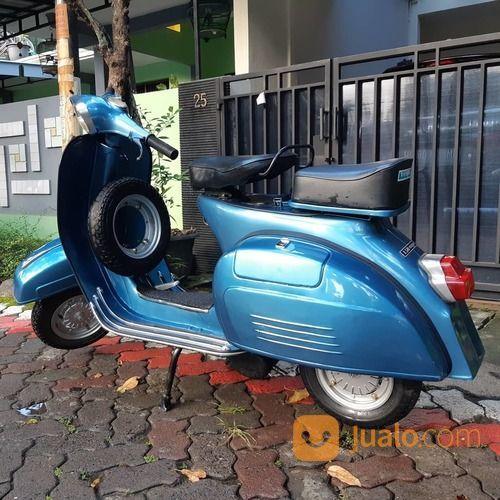 Vespa Super 75 Metallic Blue (19895291) di Kota Semarang