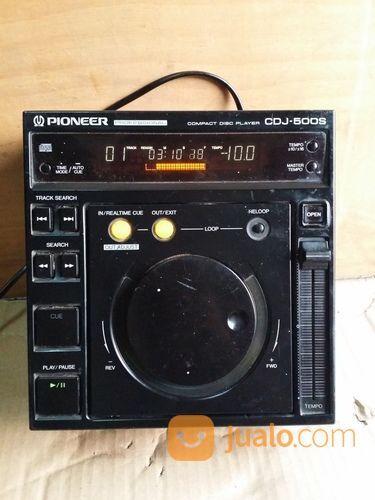 Pioneer CDJ-500S Compact Disc Player (19895423) di Kota Jakarta Barat