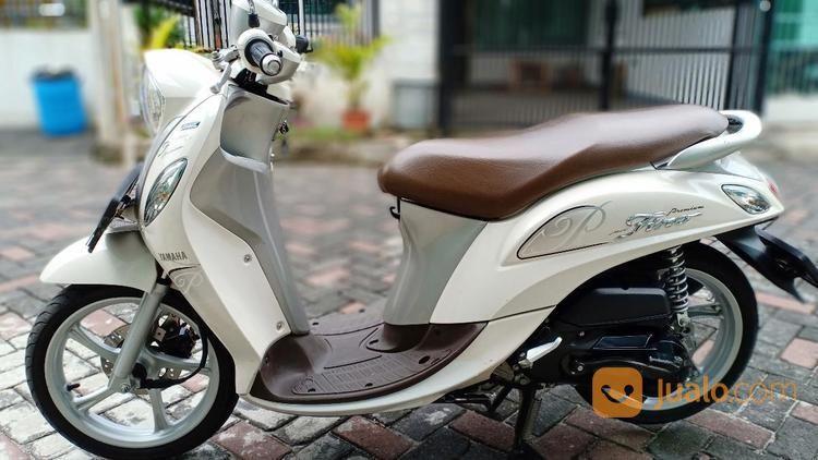 Motor Terawat Dan Siap Pakai Yamaha FINO REMOTE BLUE CORE 2018 (19905799) di Kota Jakarta Barat