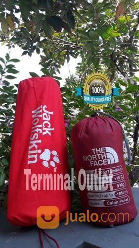 Paket Sleeping Bag Polar Biasa + Matras Alumunium Foil (19916579) di Kota Jakarta Utara