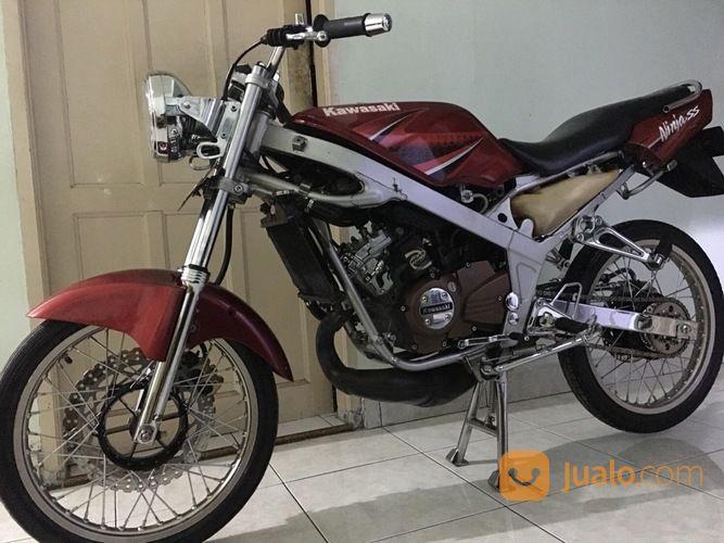 Kawasaki Ninja Ss 2011 Medan Jualo