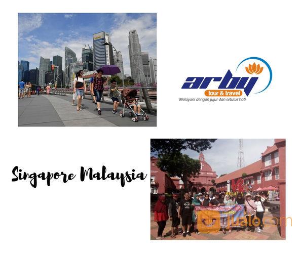 Paket Tour Singapore Malaysia 3D2N (19935455) di Kab. Sidoarjo