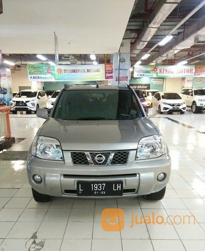 X Trail Mt 2008 Grey (19939739) di Kota Malang