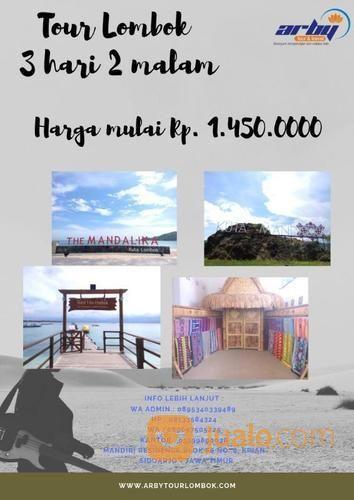 Paket Tour Murah Ke Lombok 3 Hari 2 Malam (19950675) di Kab. Sidoarjo