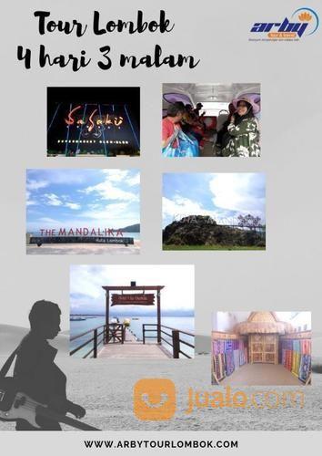 Paket Tour Murah Ke Lombok 4 Hari 3 Malam (19951139) di Kab. Sidoarjo