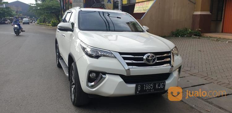 Toyota FORTUNER 2.4 VRZ Matic 2016 Solar Putih (19957079) di Kota Bekasi
