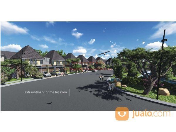 Rumah Cluster Samata Type Arsanta 2 Lantai Di ,Harapan Indah Bekasi Barat MD697 (19984959) di Kab. Bekasi
