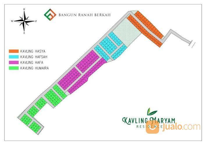 Tanah Kavling Syariah Di Bekasi Maryam Residence (19992303) di Kota Bekasi
