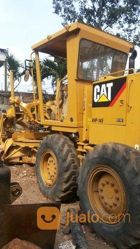 Alat Berat Motor Grader CAT 120K Tahun 2015 (20001899) di Kota Tangerang