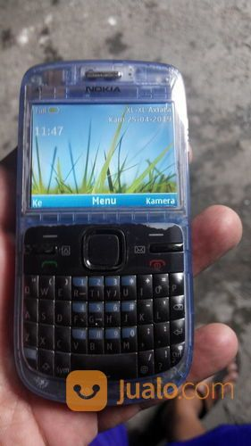 Nokia C3-00 Ada Wifi Single Sim Normal (20002439) di Kota Surabaya