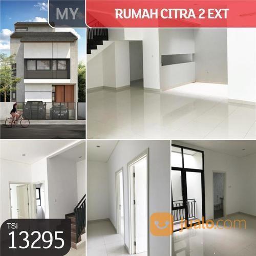 Rumah Citra 2 Ext, Jakarta Barat, Brand New, 8x16m, 3 Lt, SHM (20011187) di Kota Jakarta Barat