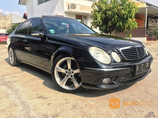 Mercedes benz e320 av mobil mercedes benz 20016463