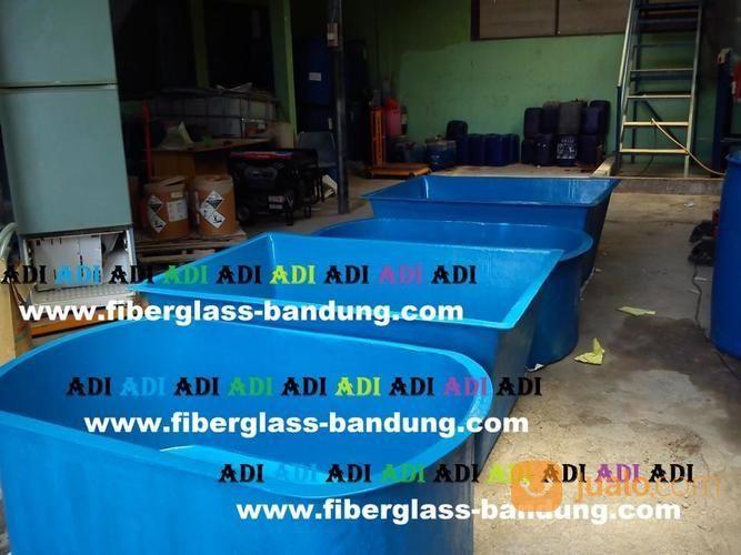 Bak Fiber, Bak Ikan Ukuran P120xL80xT30 Cm (20018335) di Kota Bandung