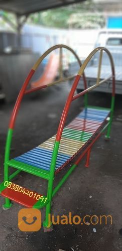 Ayunan jembatan goyan mainan bayi dan anak 20020479