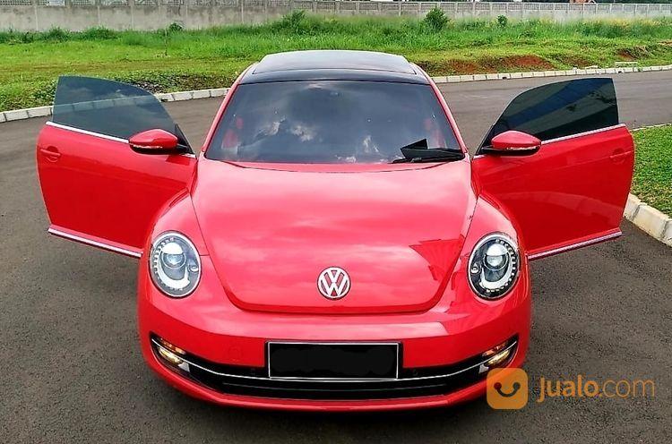 Volkswagen Beetle 1.2 TSi 2013 Merah KM`13.000 Tgn`01 TERAWAT (20022155) di Kota Tangerang