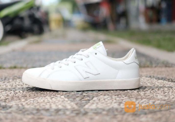Sepatu - Sneakers New Balance Numeric 210 White Outsole Green Original (20022731) di Kab. Sleman
