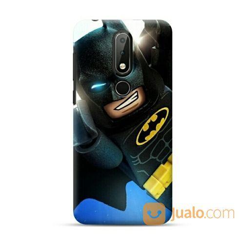 The Lego Batman Nokia 6.1 Plus / X6 Custom Hard Case (20034023) di Kota Bekasi
