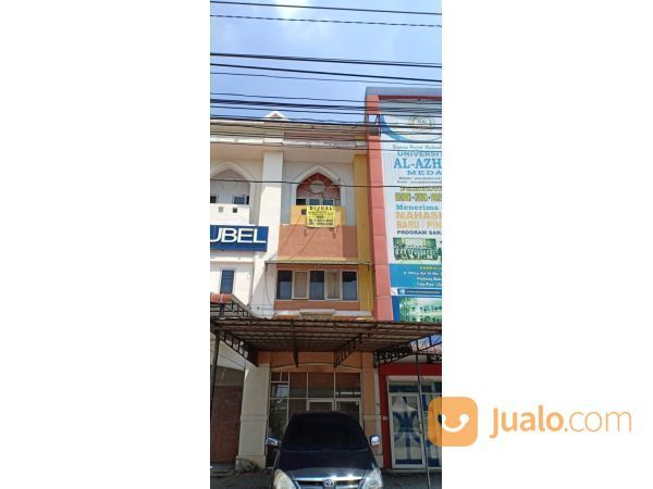 Ruko Lokasi Strategis Di Jl. Marelan Medan Kota PR1639 (20037963) di Kota Medan