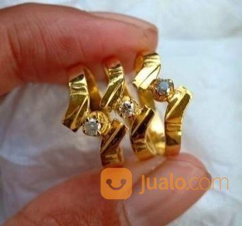 Batu diamond wanita perhiasan 20042975