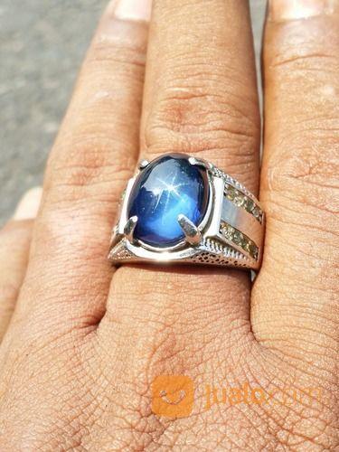 Blue Sapphire Star