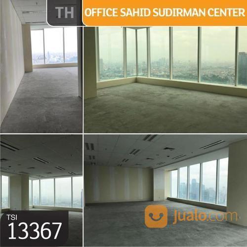 Office Sahid Sudirman Center, Jakarta Selatan, 118 M, Lt 45, HGB (20049807) di Kota Jakarta Selatan