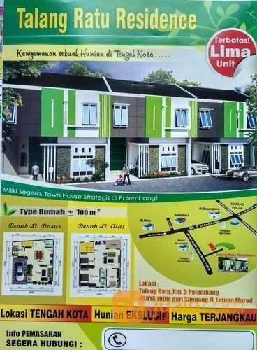 Hunian eksklusif tala rumah dijual 20055647