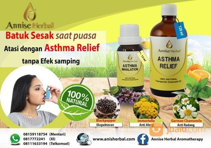 Herbal Asma Ampuh (20069519) di Kota Tangerang