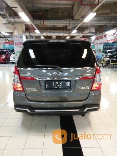 Grand New Innova G Dsl Manual 2014 Grey (20072187) di Kota Malang