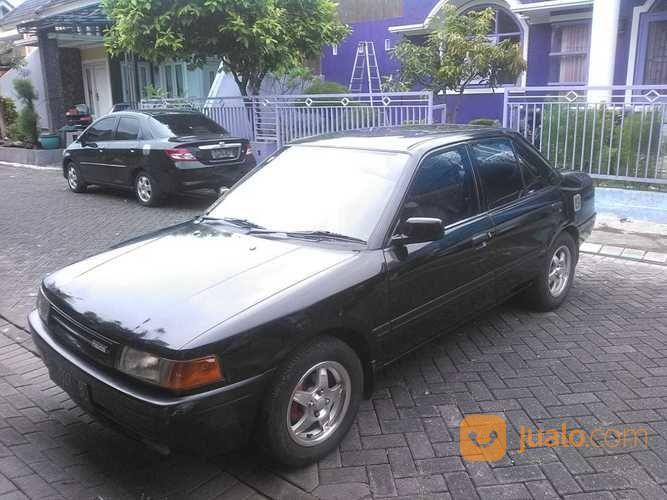 Mazda 323 Interplay Tahun 1990 Body Orisinil (20073899) di Kota Malang