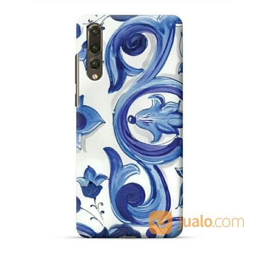 Glory Flower Collection Huawei P20 Pro Custom Hard Case (20083075) di Kota Bekasi