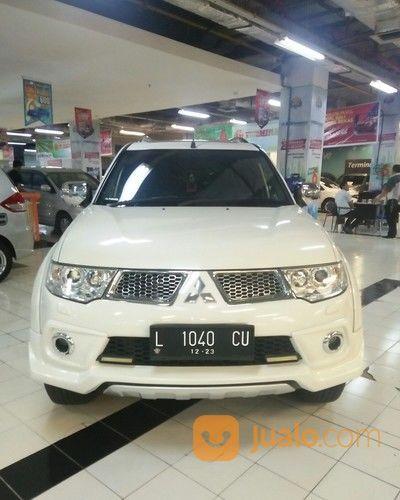 Pajero Dakar Limited Matic Dsl 2013 Putih (20085379) di Kota Malang