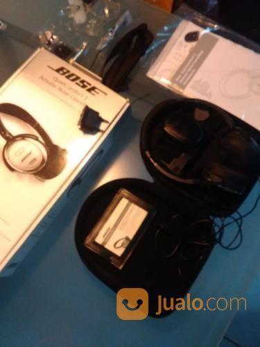 Bose QuietComfort 3 Acoustic Noise Cancelling Headphones (20085971) di Kota Jakarta Barat