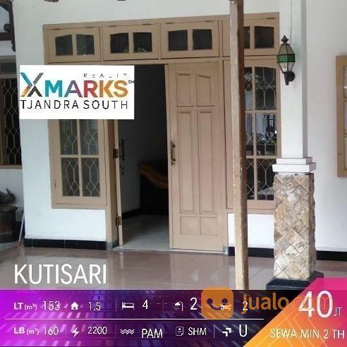 Rumah Kutisari Indah, Lingkungan Tenang, Siap Huni (20092779) di Kota Surabaya