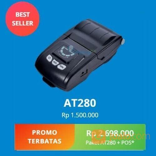 Promo Printer Portable AT 280 Aplikasi Kasir Kekinian Free 1 Tahun (20094543) di Kota Jakarta Barat