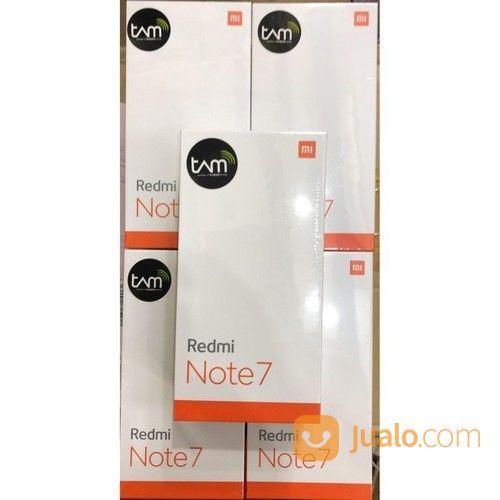 Redmi Note 7 4/64 Bisa Cicilan (20095531) di Kota Jakarta Pusat