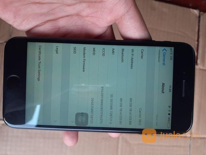 Iphone 7 32gb Ex Pemakaian Wanita (20096979) di Kota Tangerang