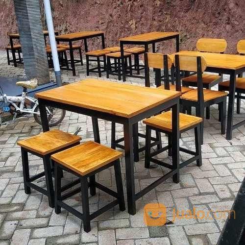 Meja Kursi Cafe Warung Kab Bantul Jualo