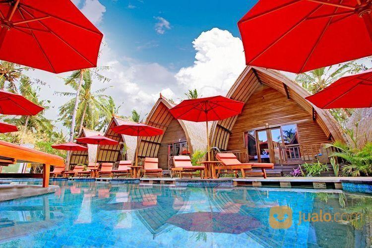 Resort Villa [Bintang 3] Gili Trawangan - Lombok (20101539) di Kota Mataram