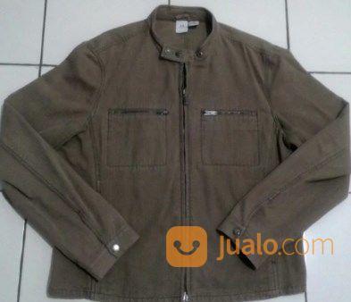 Jaket Armani Exchange Original Light Brown, Kondisi 98% Like New (20106767) di Kota Jakarta Pusat
