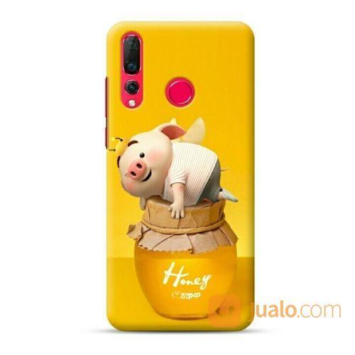 Honey Pig Huawei Nova 4 Custom Hard Case (20110779) di Kota Bekasi