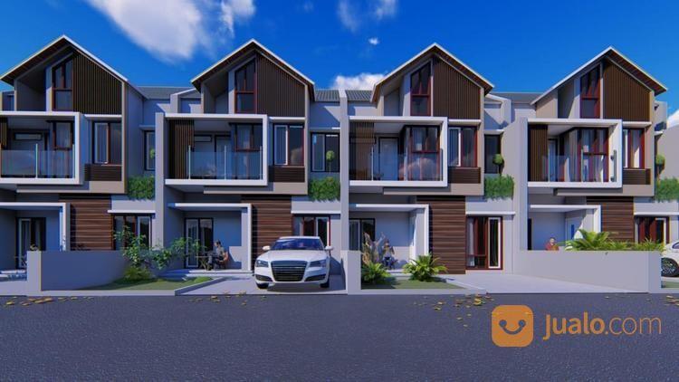 Rumah Strategis Pinggir Jalan Utama Perumahan Di Pinggir Jalan Provinsi (20113823) di Kab. Jember