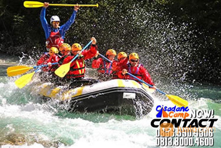 Paket Rafting Di Cisadane (20114359) di Kota Jakarta Selatan