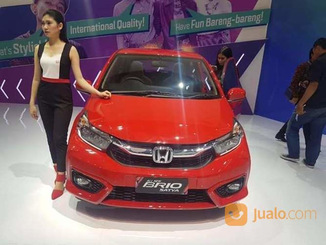 Harga Dan Promo Diskon New Honda Brio Surabaya (20117699) di Kota Surabaya
