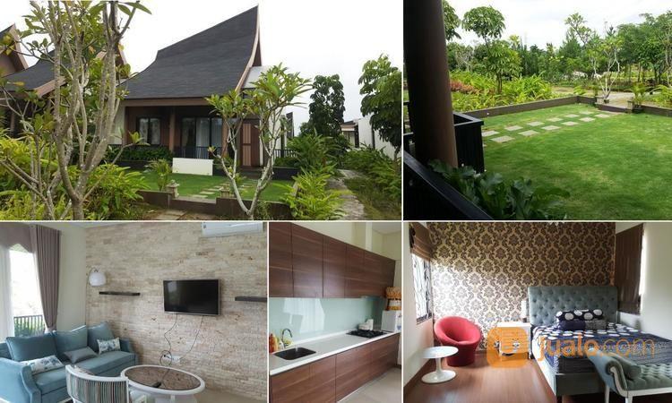 Villa Vimala Hills, Cluster Kilimanjaro, Bogor, 9x30m, 1 Lt, PPJB (20120503) di Kota Bogor