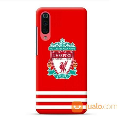 Liverpool FC Logo Xiaomi Mi 9 Custom Hard Case (20139231) di Kota Bekasi