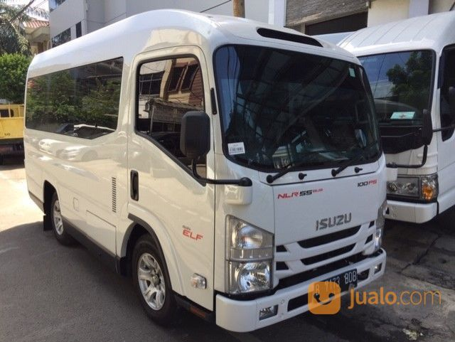 Isuzu Elf NLR 55 Microbus Short 16 Kursi Tahun 2021 (20140199) di Kota Jakarta Pusat