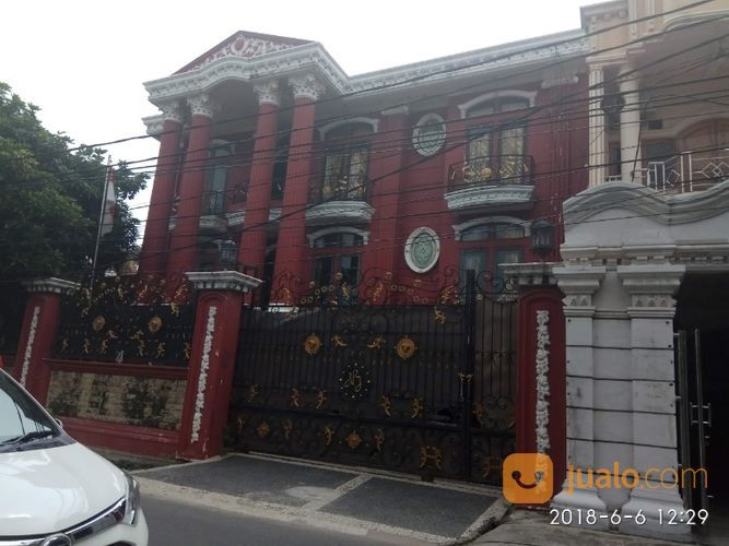 Rumah Mewah Kramat Lontar Senen Jakarta Pusat Siap Huni (20141747) di Kota Depok