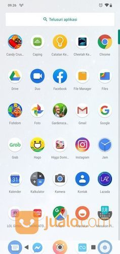 Xiaomi MI A2 Lite Biru (20145831) di Kota Jakarta Barat